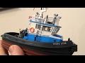 1/87 RC logging tugboat