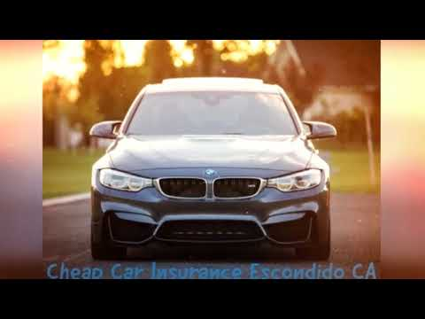 Save On Car Insurance in Escondido