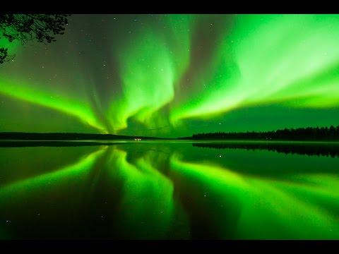 Aurora Borealis in Rovaniemi