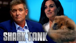 Unprepared Businesswoman Relies On Cuteness of Puppies | Shark Tank AUS