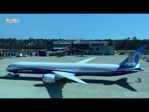 Boeing Airliners Evolution, From 707 to 787
