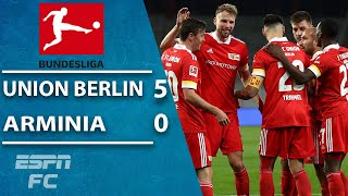 Max kruse gets two assists and scores a penalty to ensure union berlin's unbeaten run continues. japanese international keita endo opens the scoring in t...