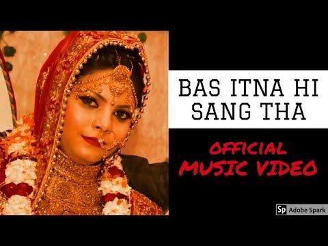 WEDDING SONG|| BAS ITNA HI SANG THA TUMHARA HAMARA ||HIGH HEELS||emotional||