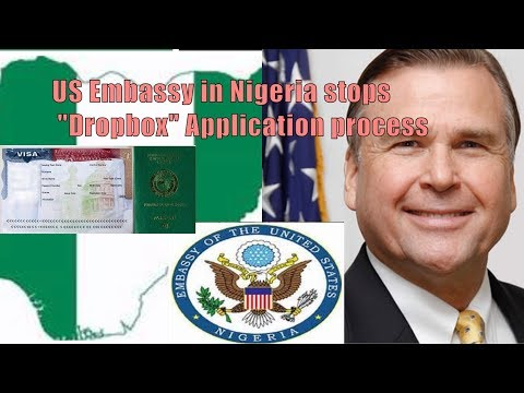US Embassy In Nigeria Stops