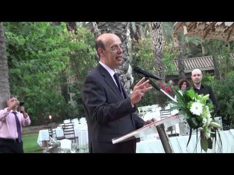 Discurso boda del padre del novio