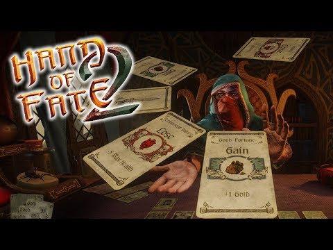 #1【実況】Hand of Fate