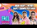 BANTU ARAP & WENDY DAPET CROWN PERTAMA! - Fall Guys Indonesia