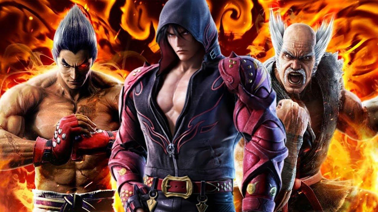 Top 10 Strongest Tekken Characters 鉄拳 1 7 Youtube