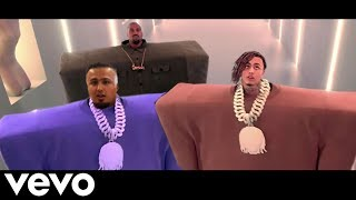 Kanye West & Lil Pump ft. HAM - I Love It REMIX (Official Music Video)