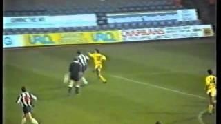 1989-90 West Bromwich Albion v Leeds