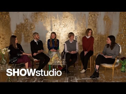 Saint Laurent - Autumn / Winter 2015 Panel Discussion
