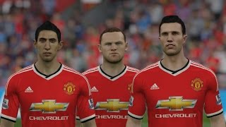 FIFA 15 | Manchester United New Home Kit 15/16 Thumbnail