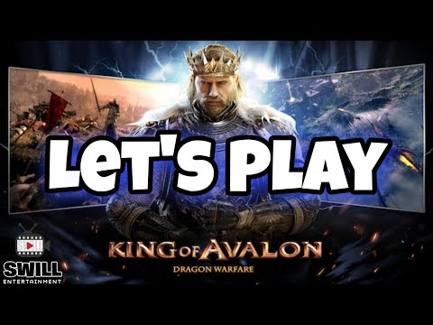 King of Avalon: Dragon Warfare   part 1   let's play