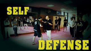 Tactique de Self Defense: Se protéger d'un coup de poing