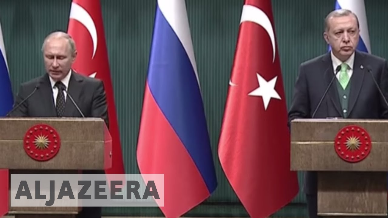 Putin, Erdogan warn US move risks escalating tensions