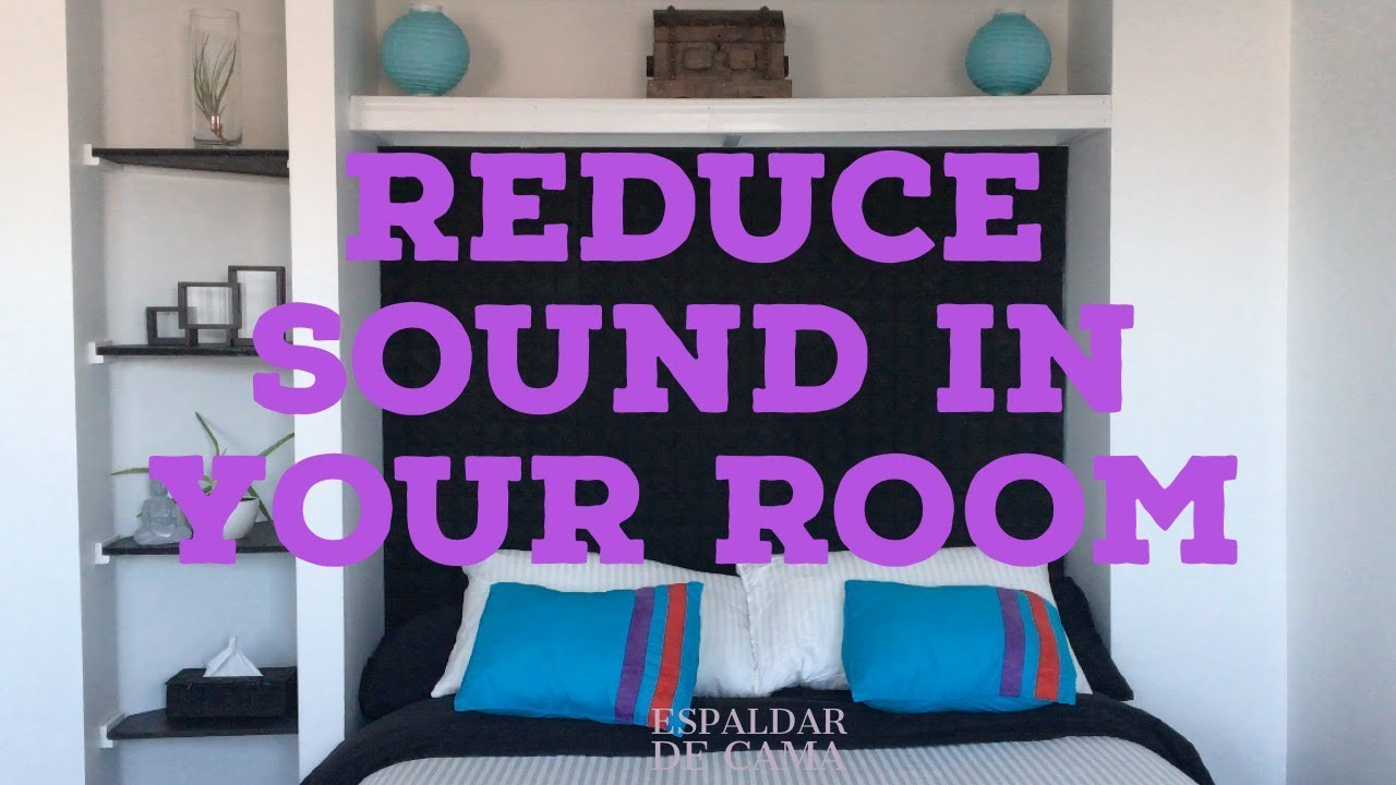 How To Make Your Own Headboard Diy Headboard Soundproof Room