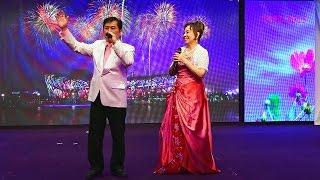 15 男女聲合唱《共築中國夢》 陳滄海 黃碧環 演唱