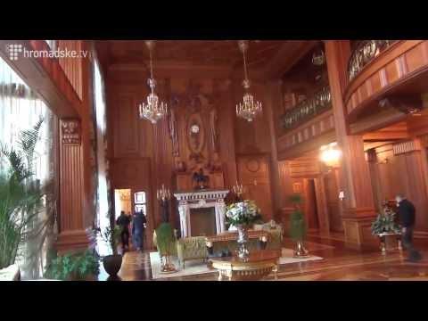 Residence Yanukovych in Mezhyhirya - Резиденция Януковича в Межигорье