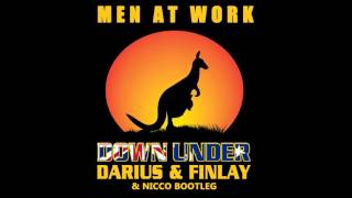 Men At Work - Down Under (Darius & Finlay & Nicco Bootleg)