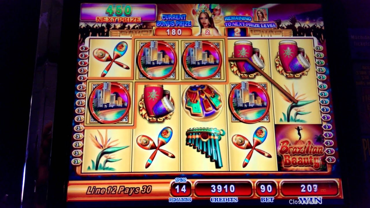 play brazilian beauty slot machine online free