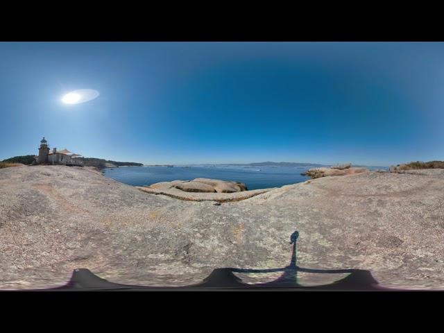 Faro Punta Cabalo 360º