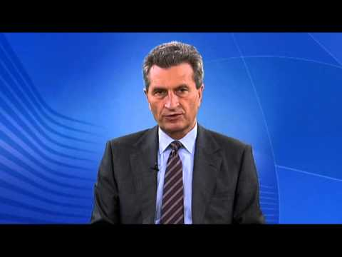 RE Day 2012 - Commissioner Oettinger Video Address