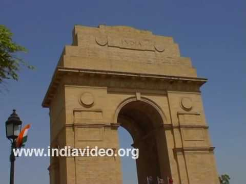 India Gate Memorial Delhi