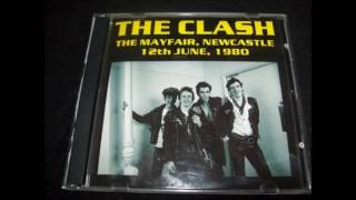 THE CLASH,,live at Newcastle Mayfair,,capital radio.
