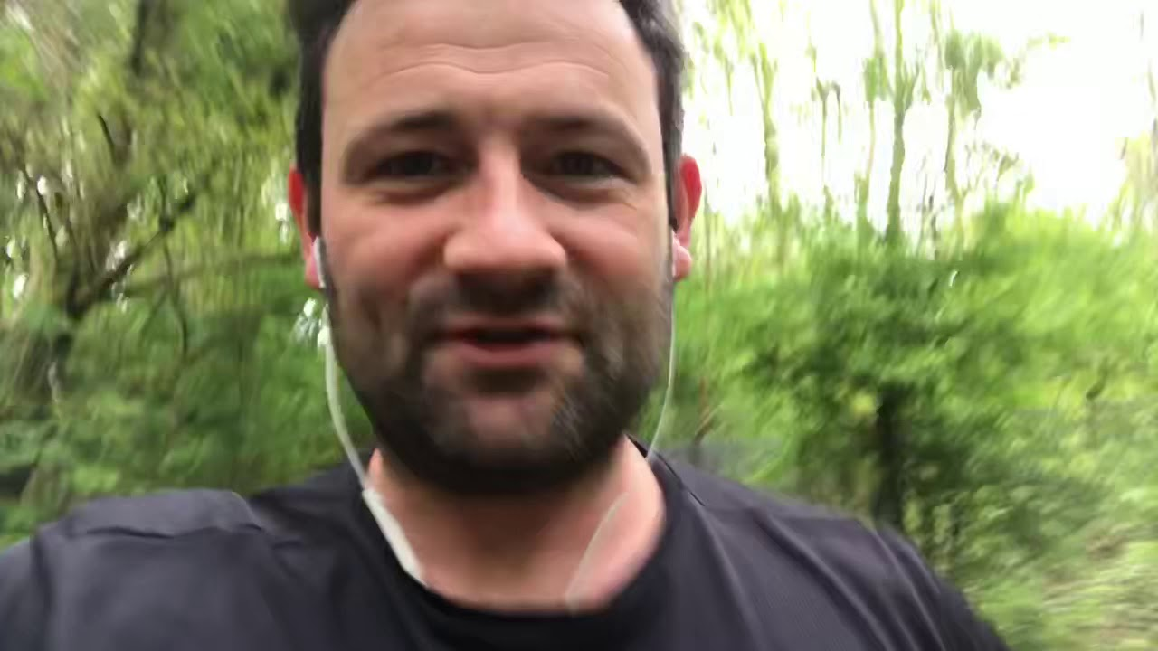 Day 23 Runstreak- trail running in Bolton UK! - YouTube