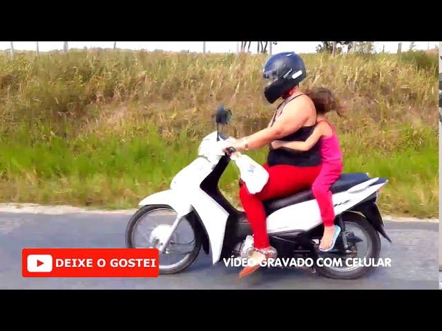 Irresponsabilidade na Rodovia BA 001 Porto Seguro Bahia