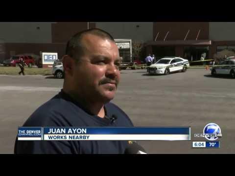 Deadly shooting at Centennial business