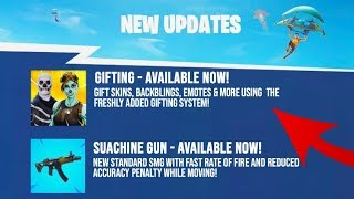 HOW TO GIFT ANY SKINS FOR FREE ON FORTNITE! (Fortnite Gifting System)