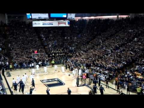 Utah State vs BYU: Fight song and the scotsman
