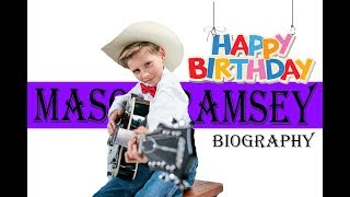Mason Ramsey Facts | Walmart Yodeling Kid | Wiki, Biography, Parents and More!