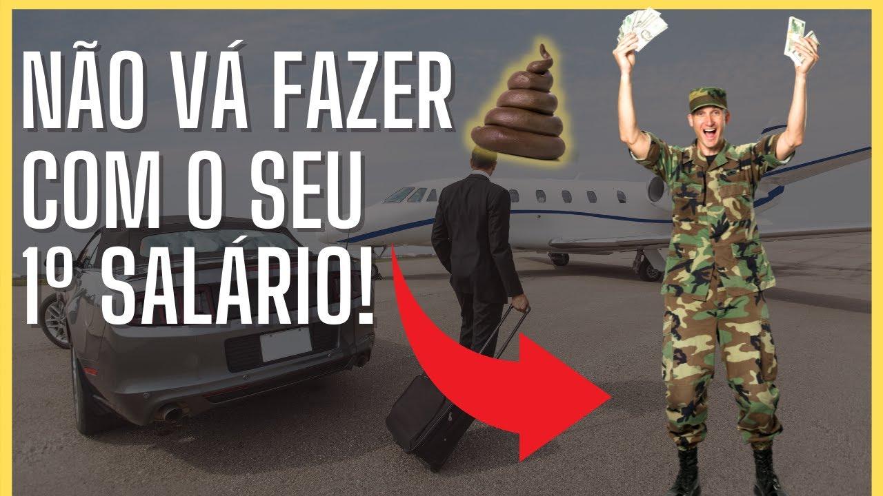 Dá pra ficar RICO sendo militar das Forças Armadas?