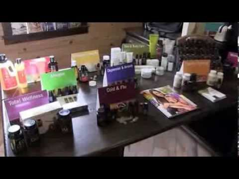 Doterra Display Tips By Justin Harrison Youtube