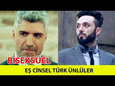 Eşcinsel Türk Ünlüler 2020