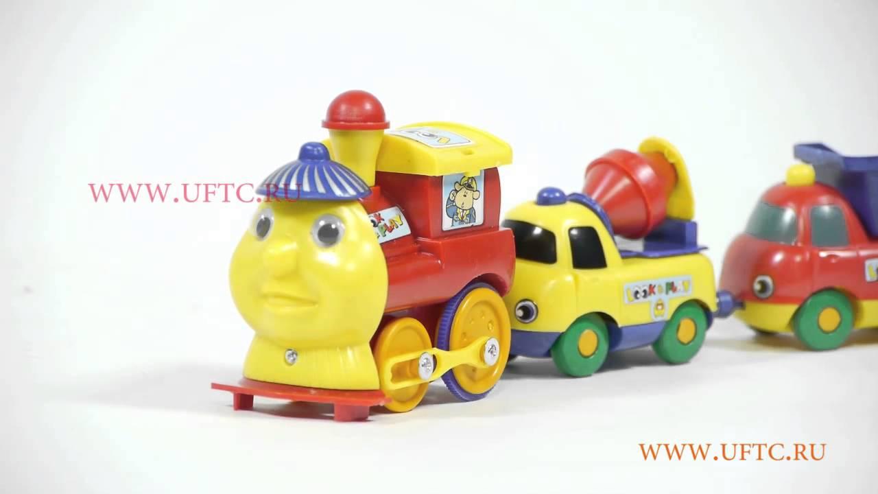 Широкий ассортимент игрушек российского производства. Дома и мебель для кукол, игрушки из пвх, конструкторы, сборные модели.