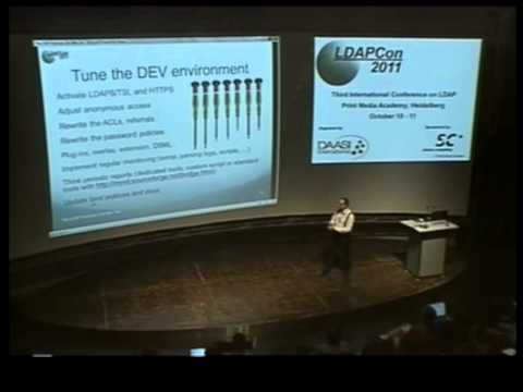 "LDAPCon 2011 - ""What about the LDAP directory life after Sun?"""