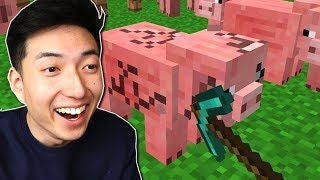 LAUGH = DELETE MINECRAFT! (TRY NOT TO LAUGH)