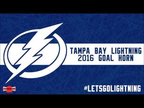 Tampa Bay Lightning 2016 Goal Horn