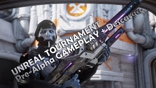 Unreal Tournament | Pre-Alpha Gameplay | ESPAÑOL + Descarga