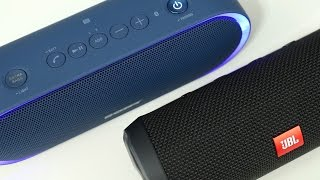 JBL Flip 4 vs Sony SRS-XB20 Wireless Speaker Comparison