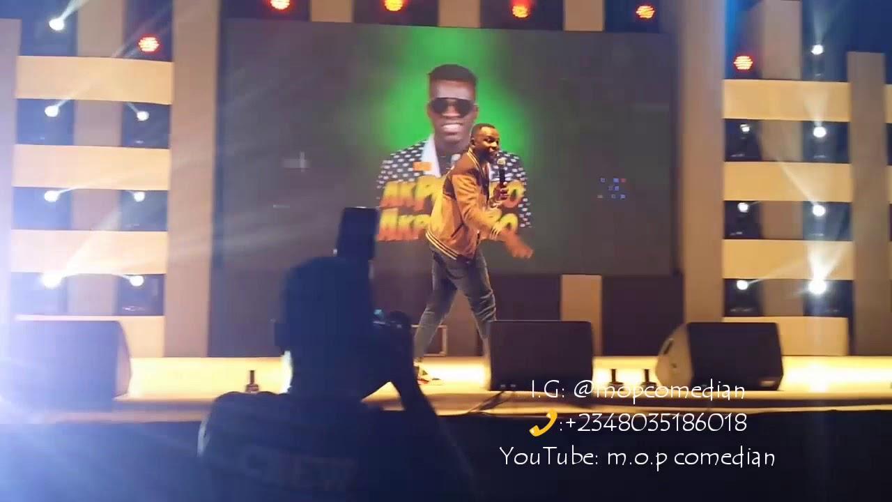Download Akpororo vs akpororo Lagos 2018 MOP killed it with great humor