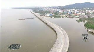 ดราม่า ค้านใช้สะพานเลียบชายทะเลชลบุรี ตอนที่ 3 แลนด์มาร์คแห่งใหม่ของไทย หวั่นทำลายระบบนิเวศ