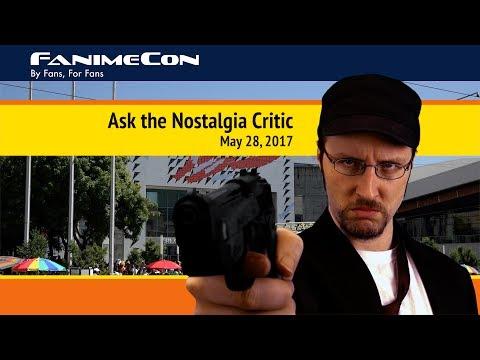 FanimeCon 2017 - Ask the Nostalgia Critic