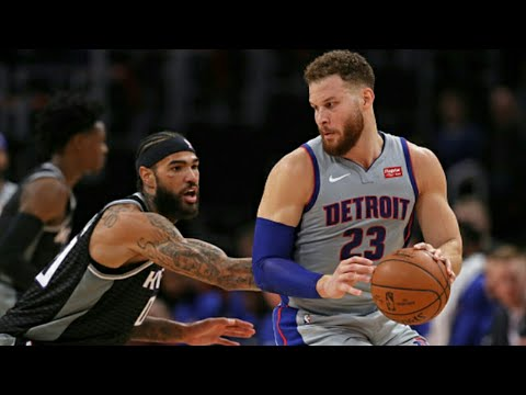 Detroit Pistons vs Sacramento Kings Full Game Highlights   1/19/2019