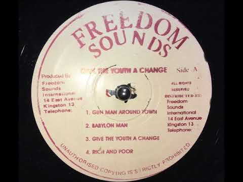 Frankie Paul - Babylon Man