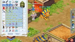 Wonderland Online Red Dragon Gown