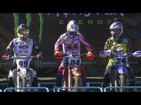 MXGP of Patagonia Argentina 2017 - Replay MXGP Race 2